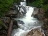 Wasserfall im Sperrbachtobel