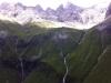 Blick in Richtung Lechtaler Alpen